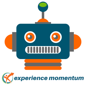 Robot Graphic for Redirect Page