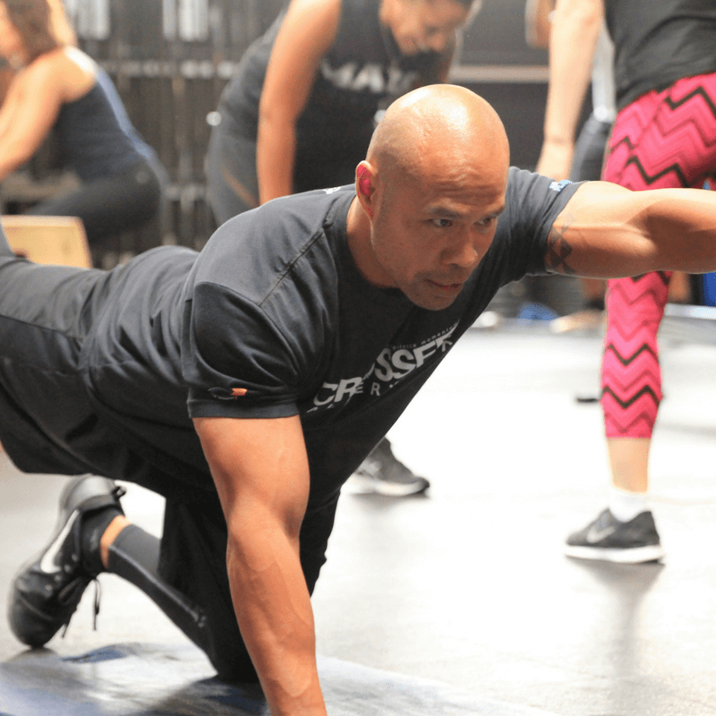 Clifton Uyeno - CrossFit CoachLynnwood