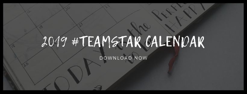 Keep up with all things happening at The Star! Download our 2019 #TEAMSTAR calendar today!