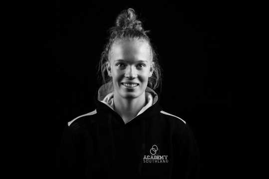 Photo: Southlander netball Kate Hartley. Pic: Academy Southland