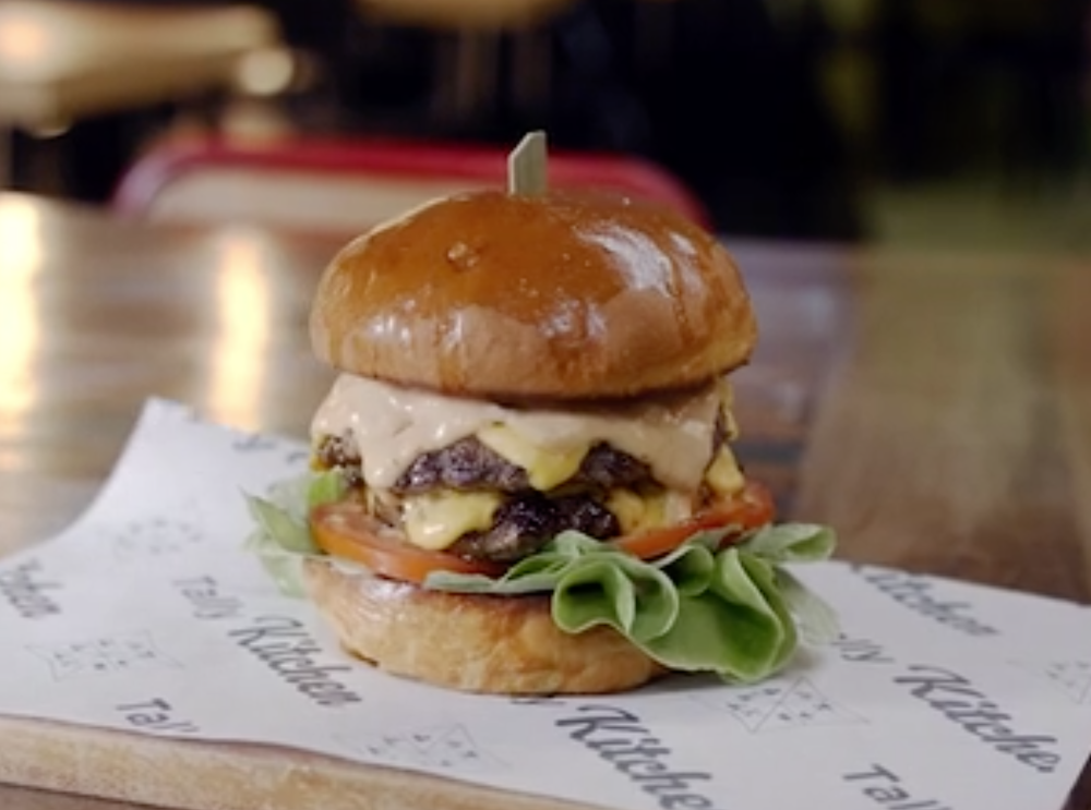 Tally Health - Burger