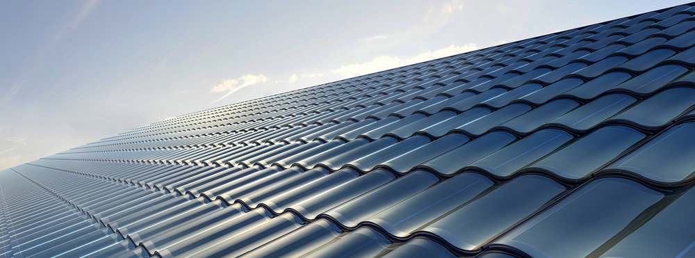 New HanTile<br/> Solar Roof Tiles