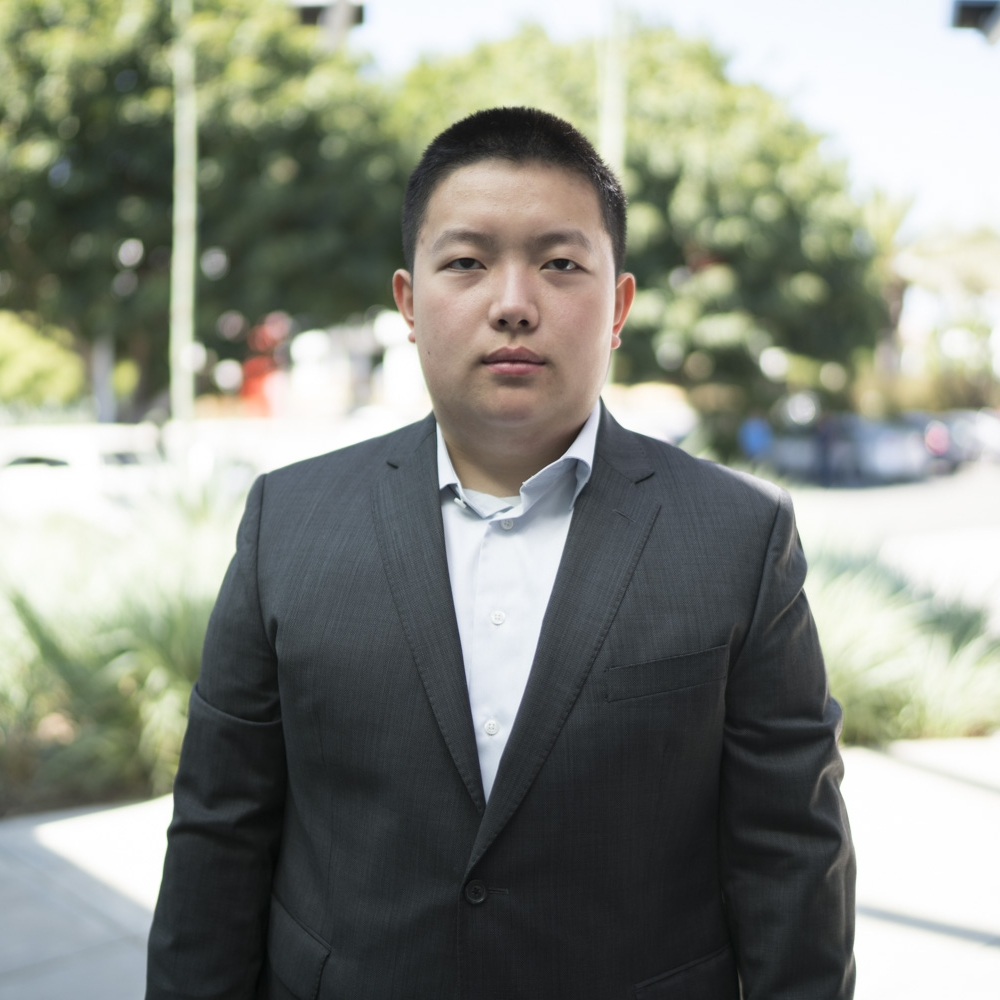 Eric Ma - Co-President