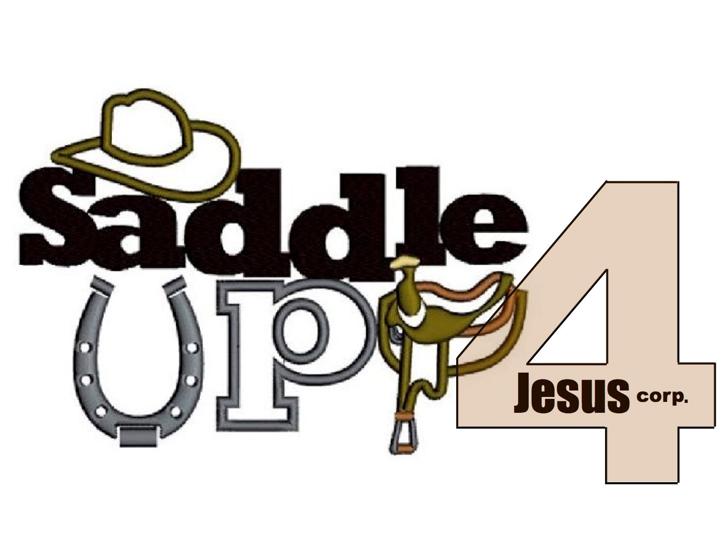 Saddle Up for Jesus, Corp.