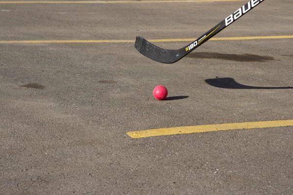 Encore 4-on-4 Street Hockey Youth U12 Division