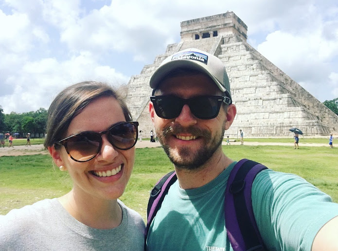 Our anniversary trip to Mexico was definitely a highlight of the month!