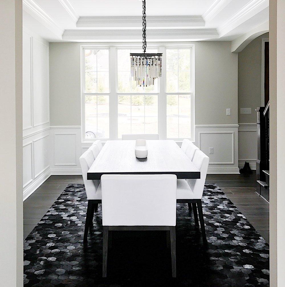 michigan interior design contemporary dining room
