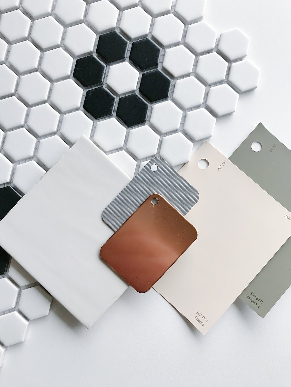 detroit interior design materials palette