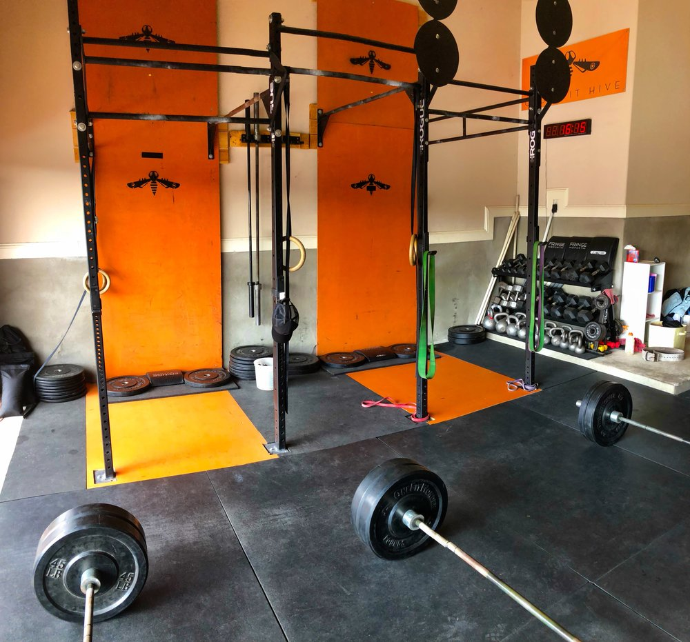 My garage wod