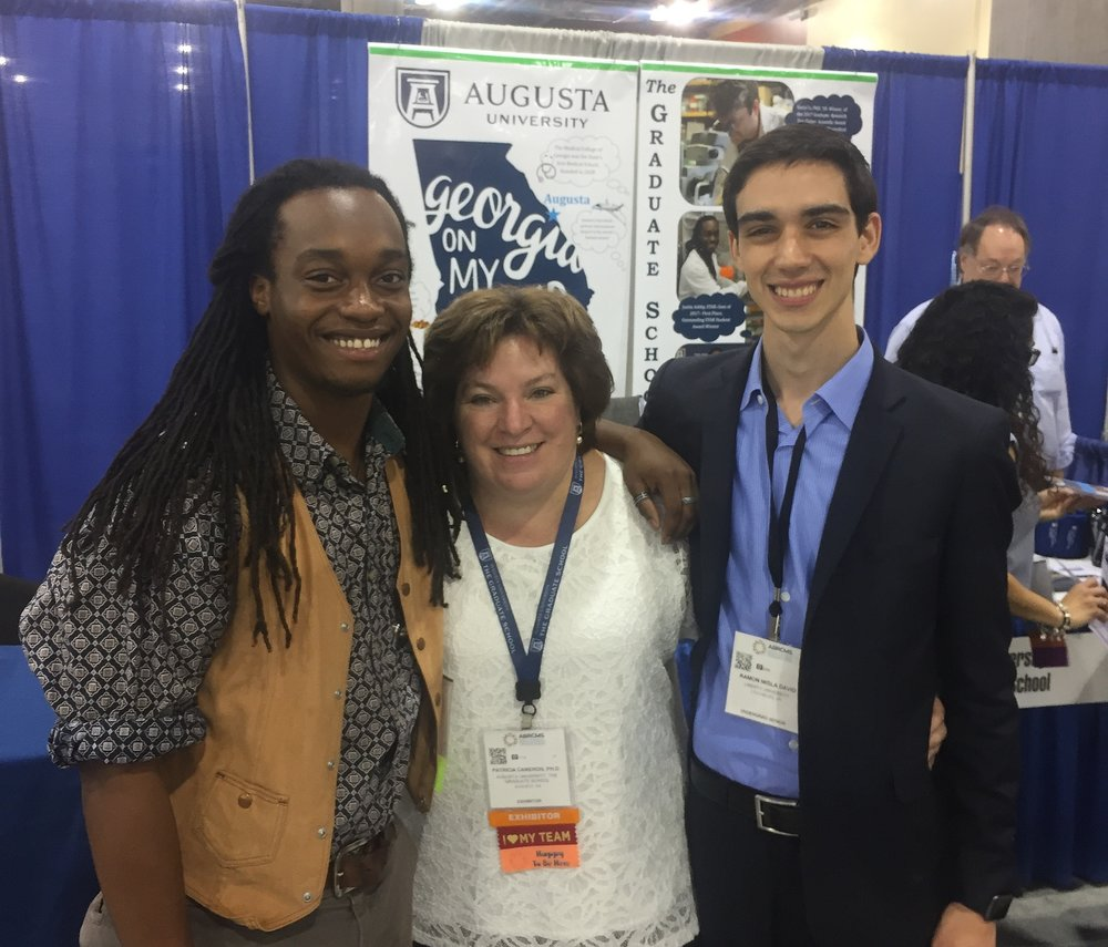 Augusta University STAR Program student and Director