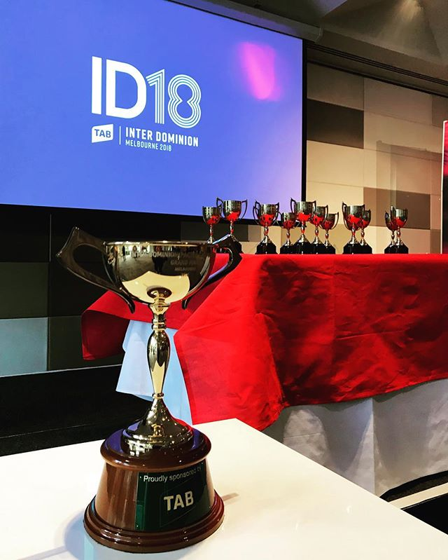 The countdown is on to the all important #ID18 Barrier Draws! Tune in to Sky 1 at 9am. #ID18