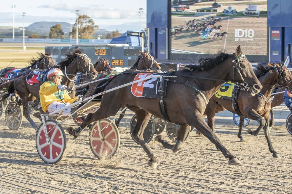 Kyvalley Blur TAB Inter Dominion Trotting Championship 2nd Rd Qualifying Heat 1 Winner