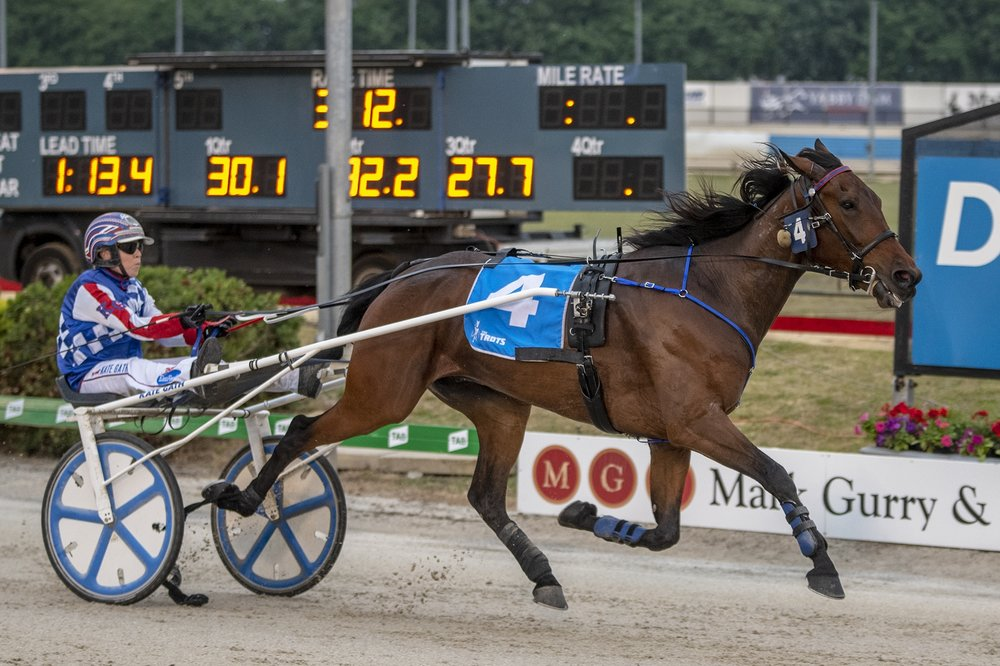 Tornado Valley, TAB Inter Dominion Trotting Championship 3rd Round Heat 1 Winner 1