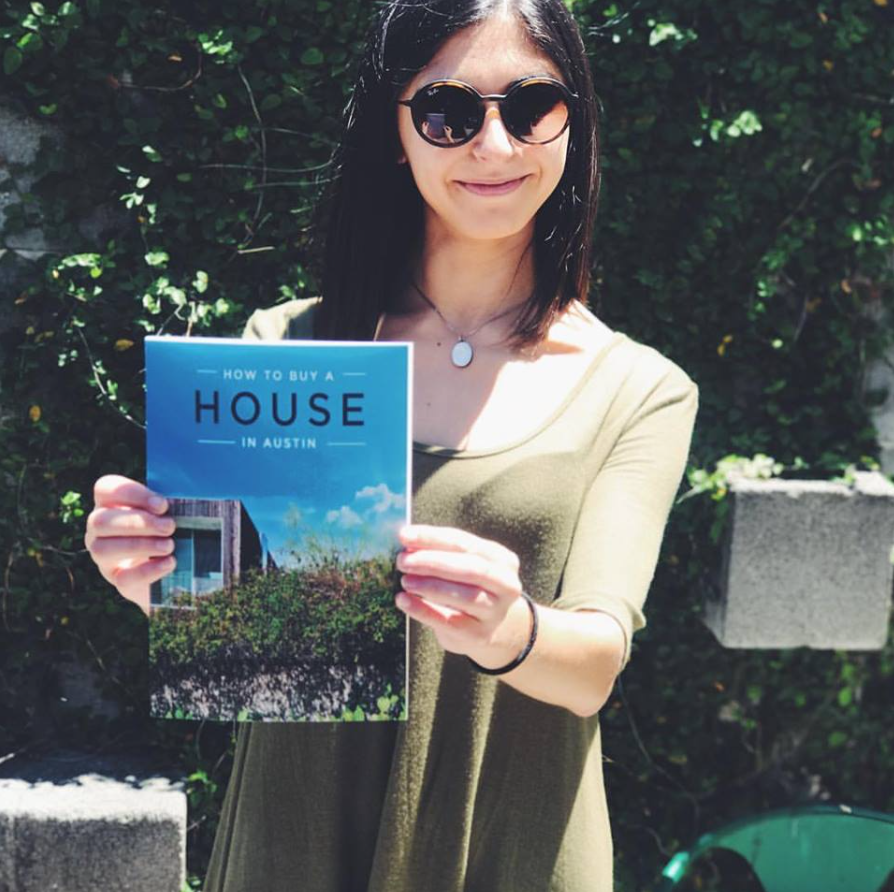 Grab your free copy of Kristina's book,  How to Buy a House in Austin   here !