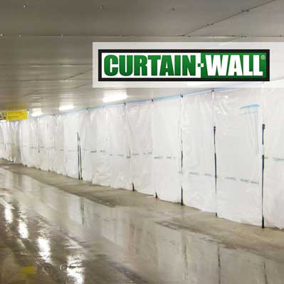 Containment & False Walls - Curtain-Wall - Primaverde