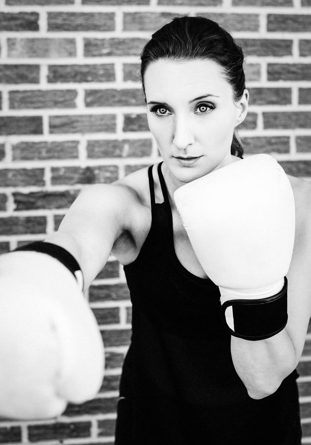 9Round Kickbox Fitness Barbara MacFerrin Photography