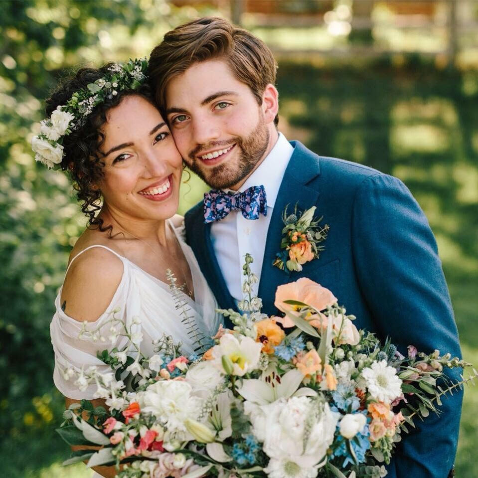 Alima & David LIzzie + Marco Photography