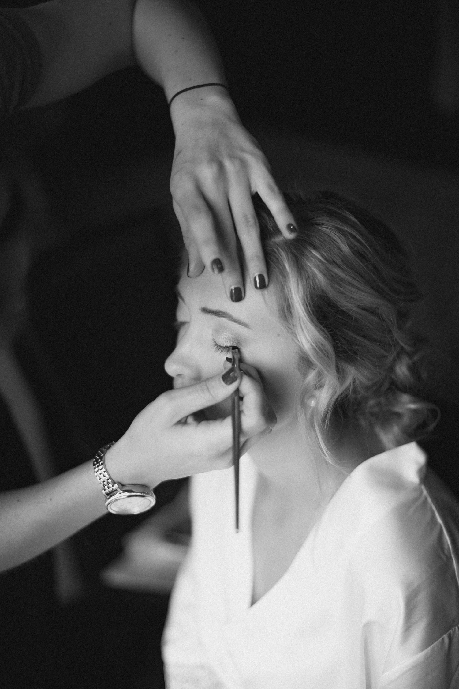 Bridal Hair Makeup Diy Or Hire A Pro Amhm
