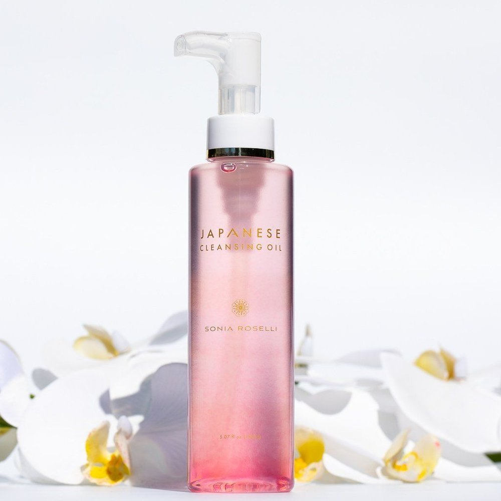 Sonia Roselli Japanese Cleansing Oil  ($49)