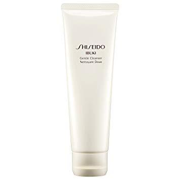 Shiseido Ibuki Gentle Cleanser   ($35)