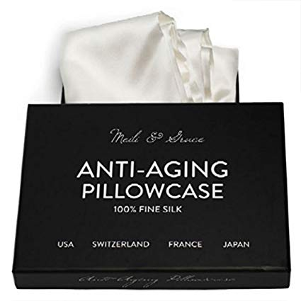 100% Silk Pillowcase  ($65)
