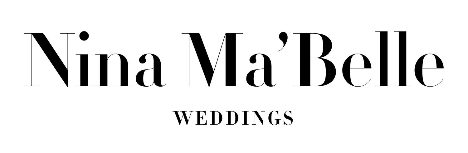 Nina Ma'Belle Weddings