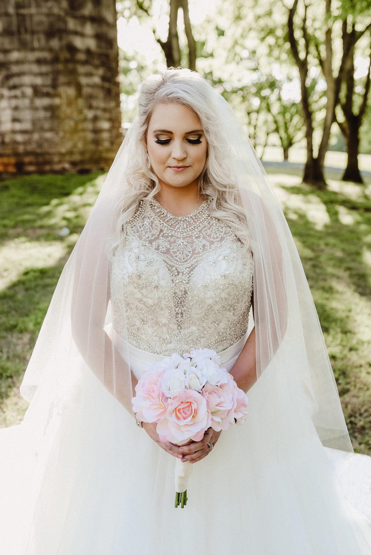 Romantic Luxe Blush Wedding in Wilmington