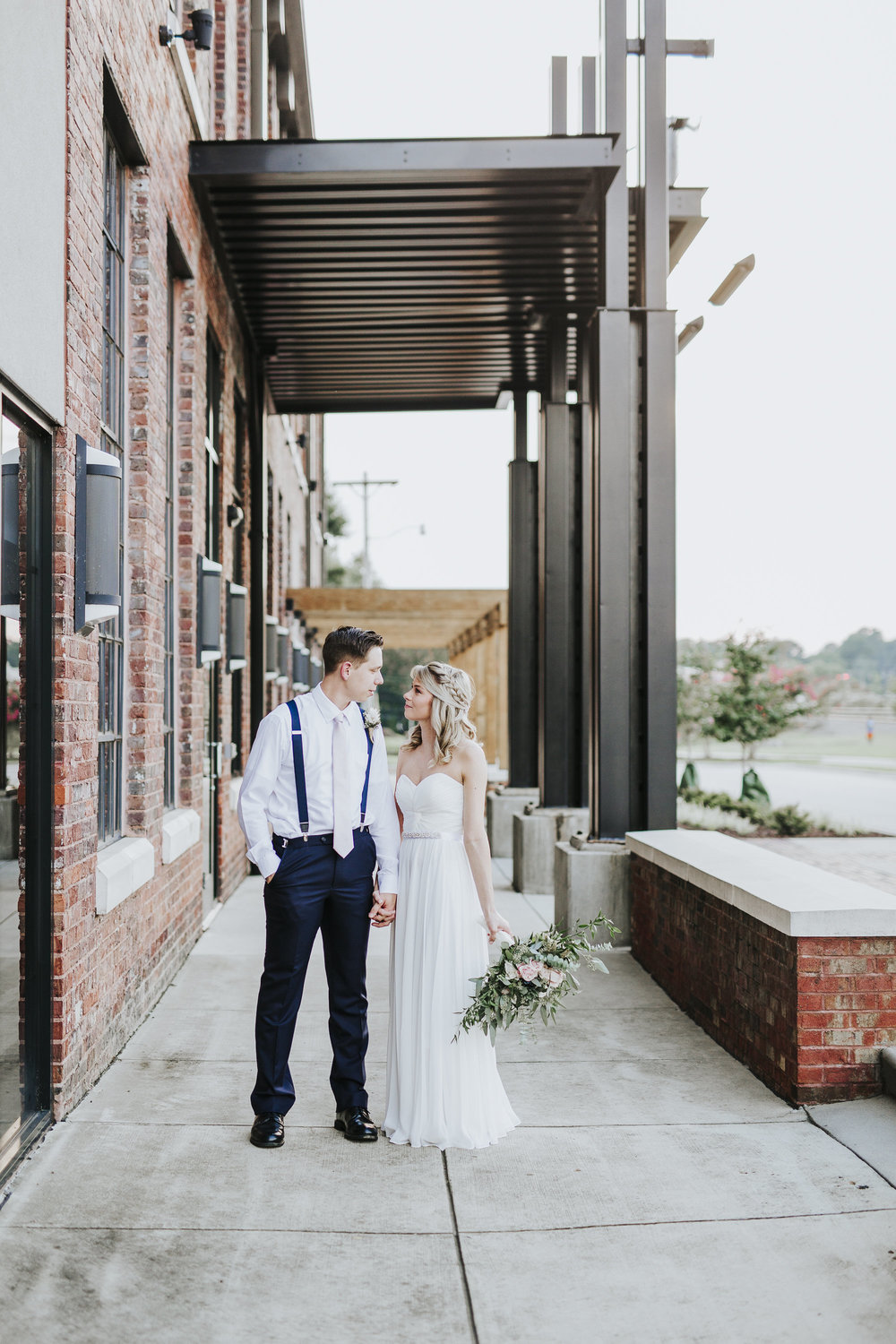 Blush-Navy-Industrial-Wedding-7