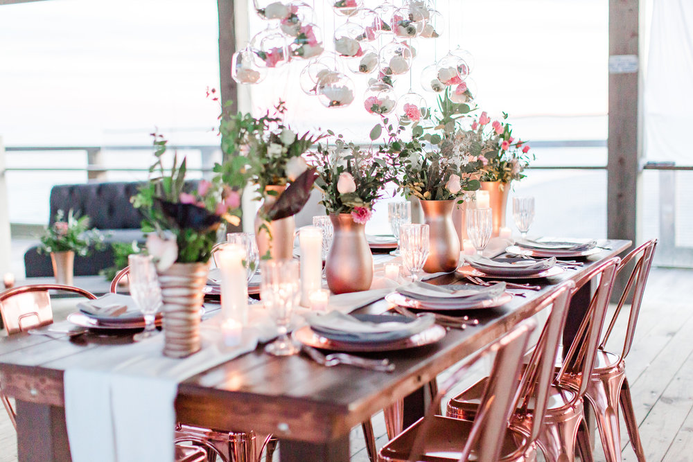 Rose-Gold-Romantic-Wilmington-Beach-Wedding-11