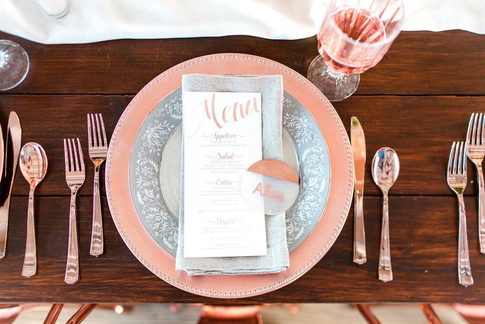 Rose-Gold-Romantic-Wilmington-Beach-Wedding-6