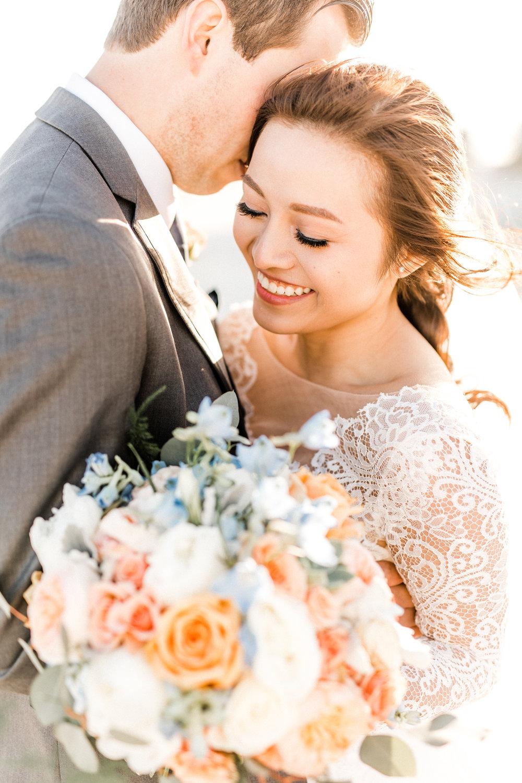 Peach-Blue-Topsail-Beach-Wedding-10