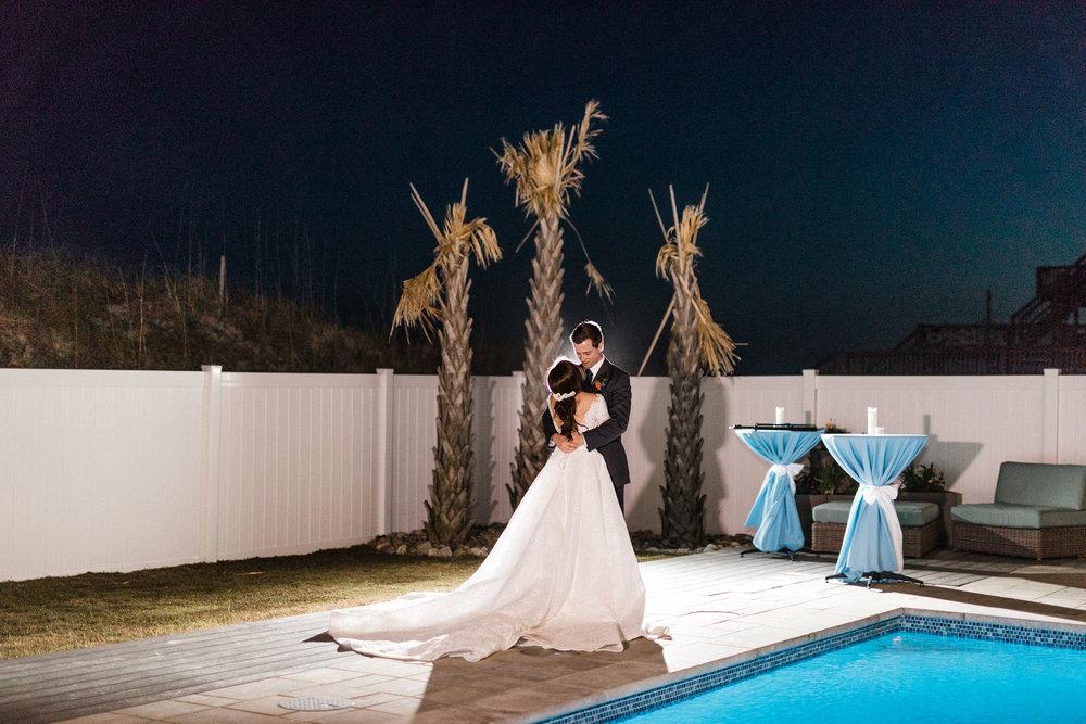 Peach-Blue-Topsail-Beach-Wedding-11