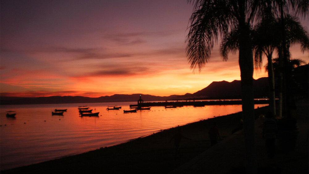 Lake Chapala, Mexico.