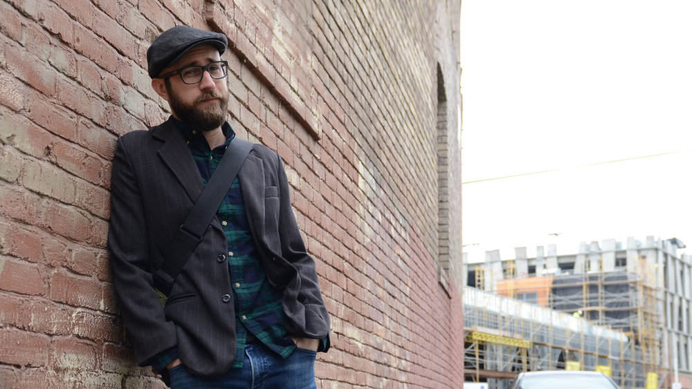 Chad Eschman - creative storyteller