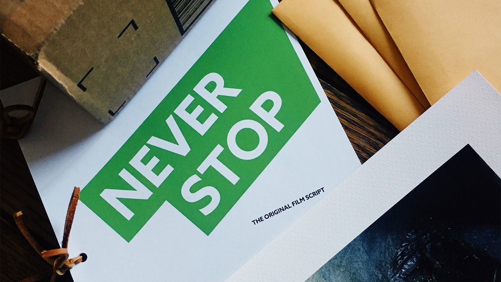Writer - Check out  Never Stop, my new short film inspired by William S. Burroughs, and take a look at my articles on Contently. I can help you write a screenplay, craft your brand identity, or load your blog with stacks of amazingness.