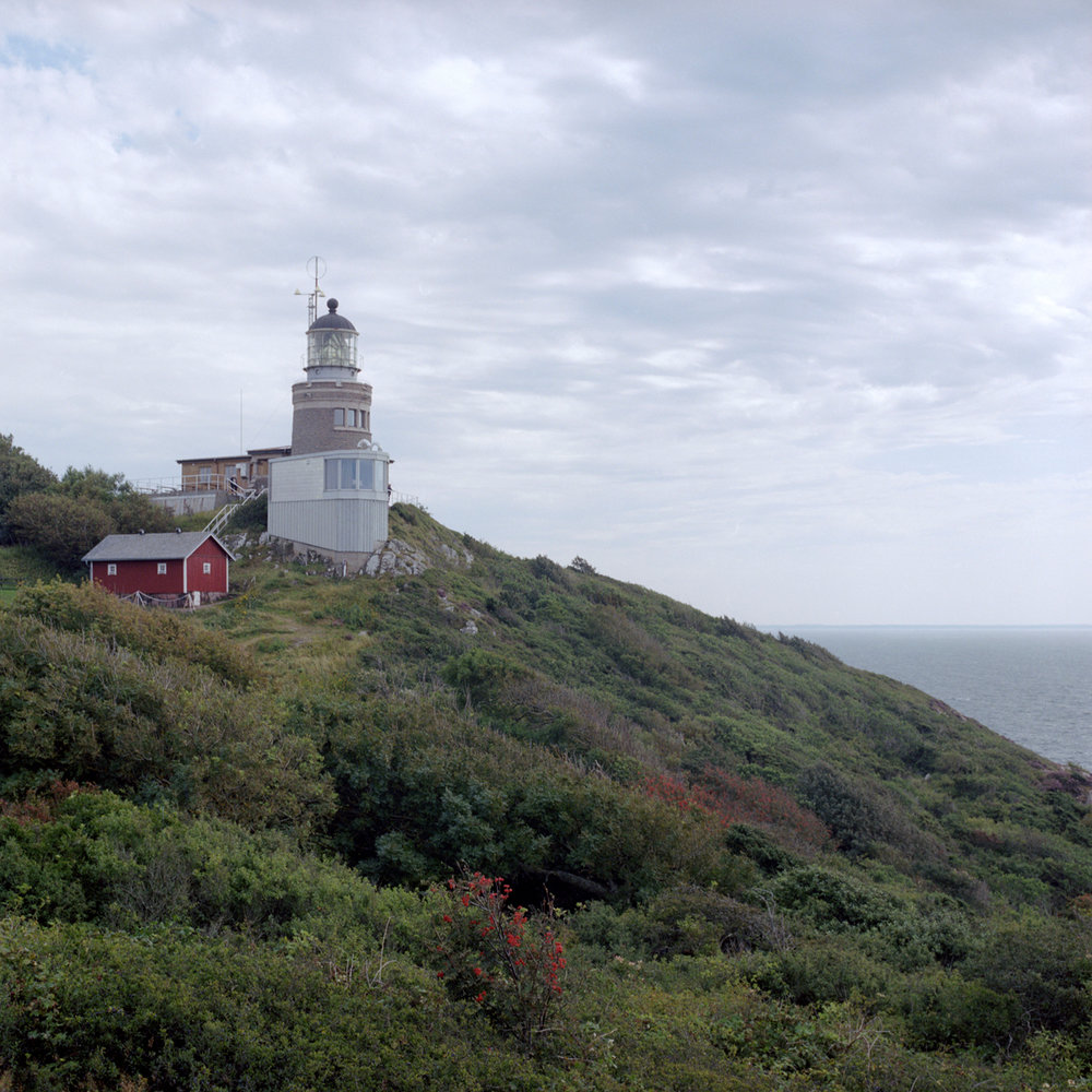 Kullen Lighthouse , Kullaberg Peninsula, Sweden