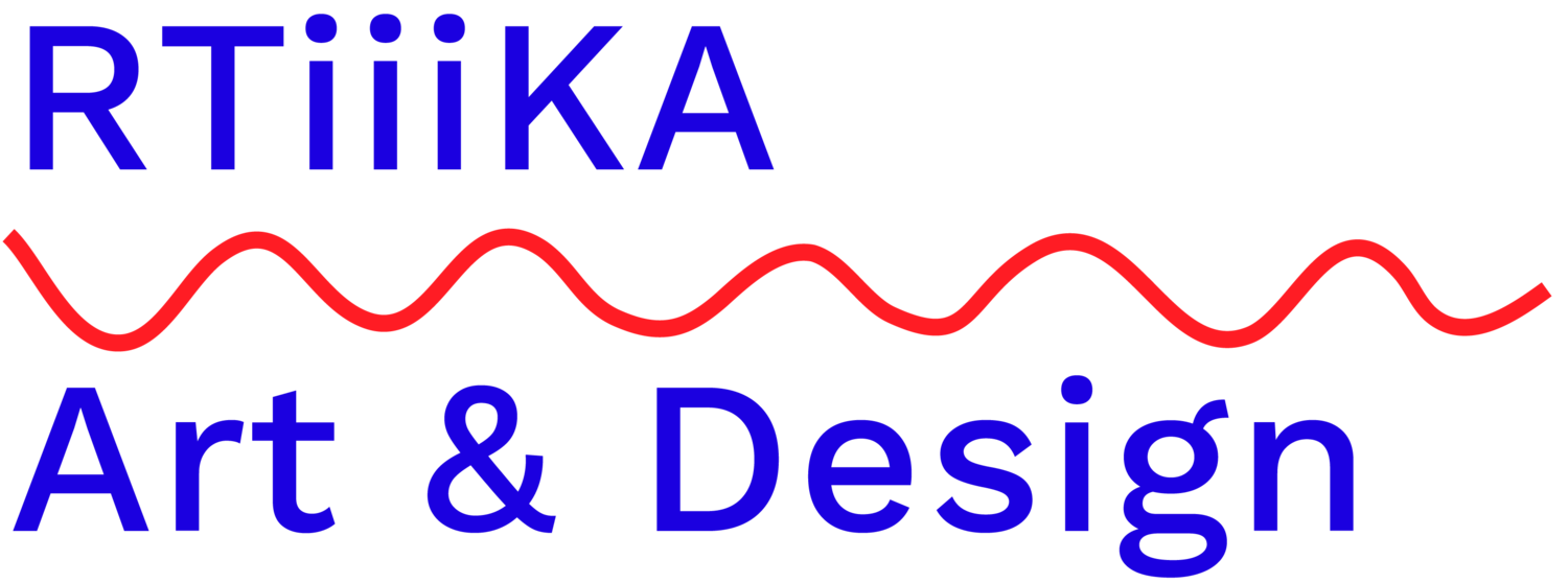 RTiiiKA / Art & Design by Rosa ter Kuile