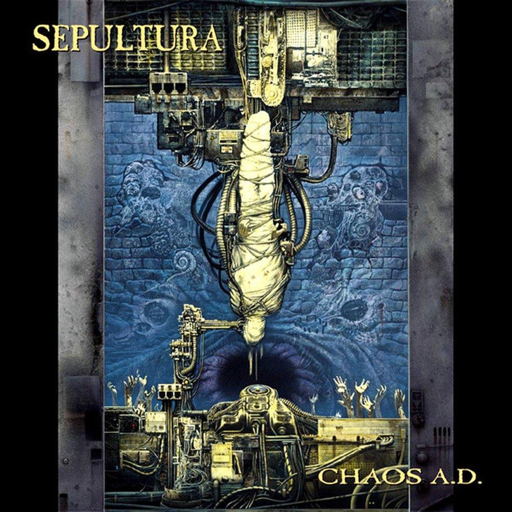 Chaos A.D. (1993)