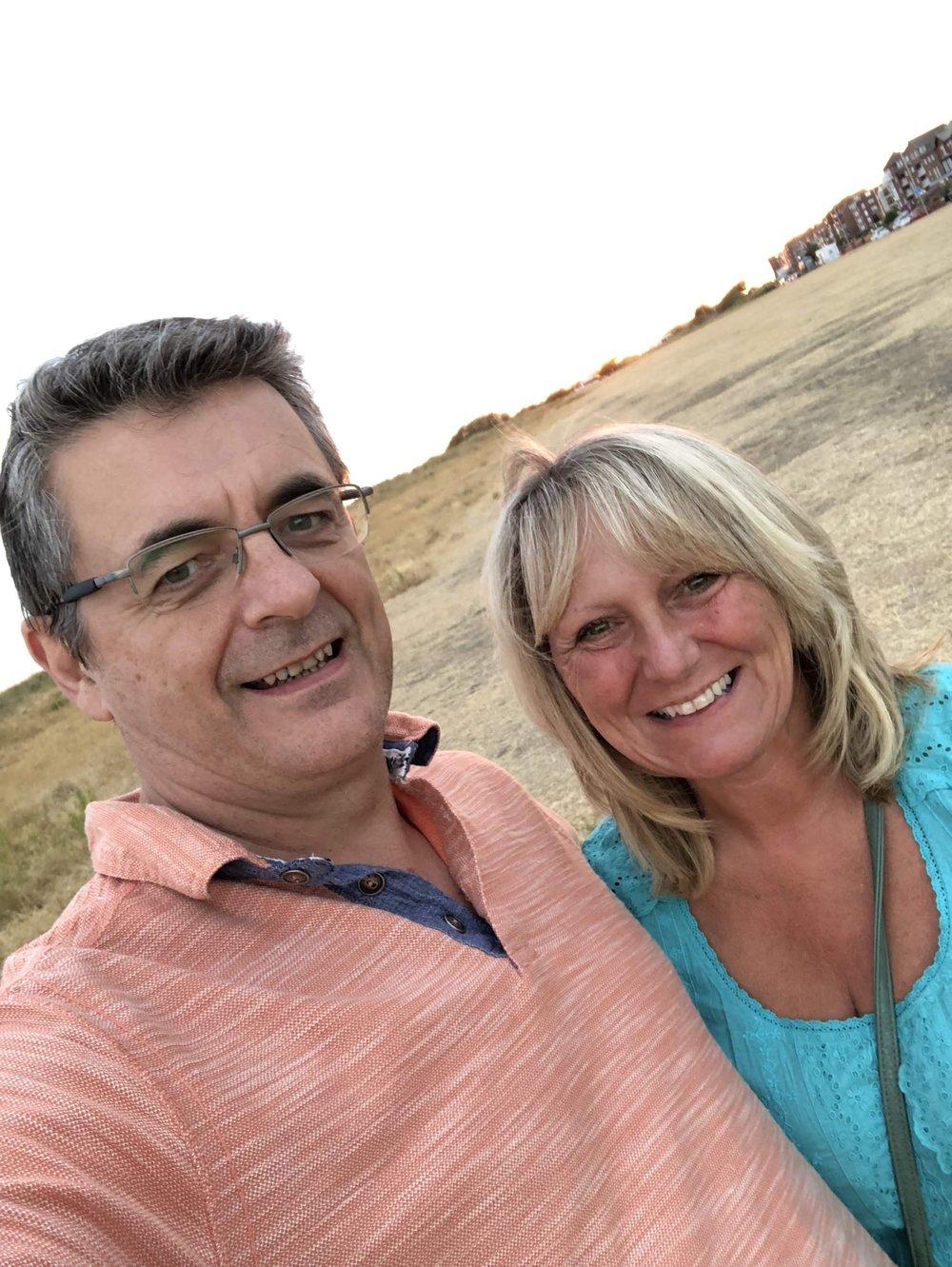 Senior Pastor Rick & Julie Oldland