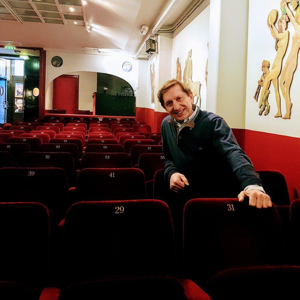 Gérard Sibelle - Développeur de talents, Label Sibelle
