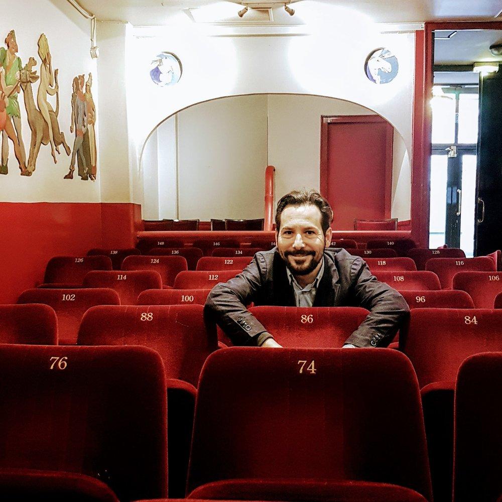Régis Mailhot - Humoriste, auteur, direction artistique du Théâtre des Deux ânes.