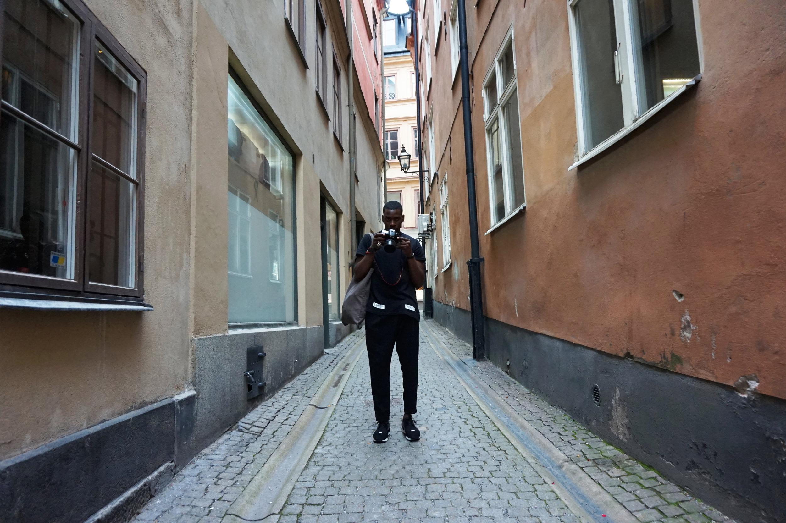 stockholm traveller