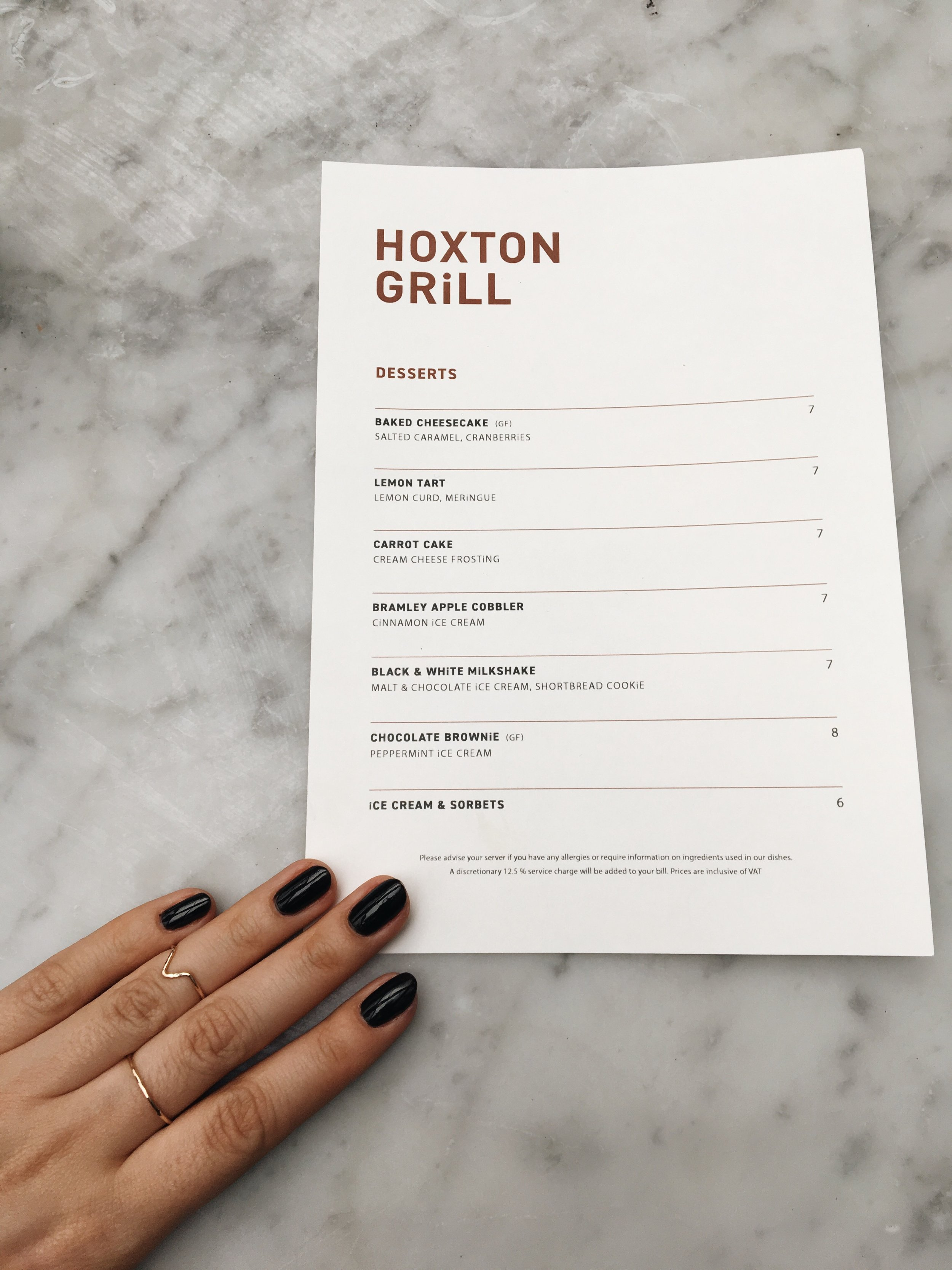 bynoelle-my-weekend-in-pictures-hoxton-grill-dessert