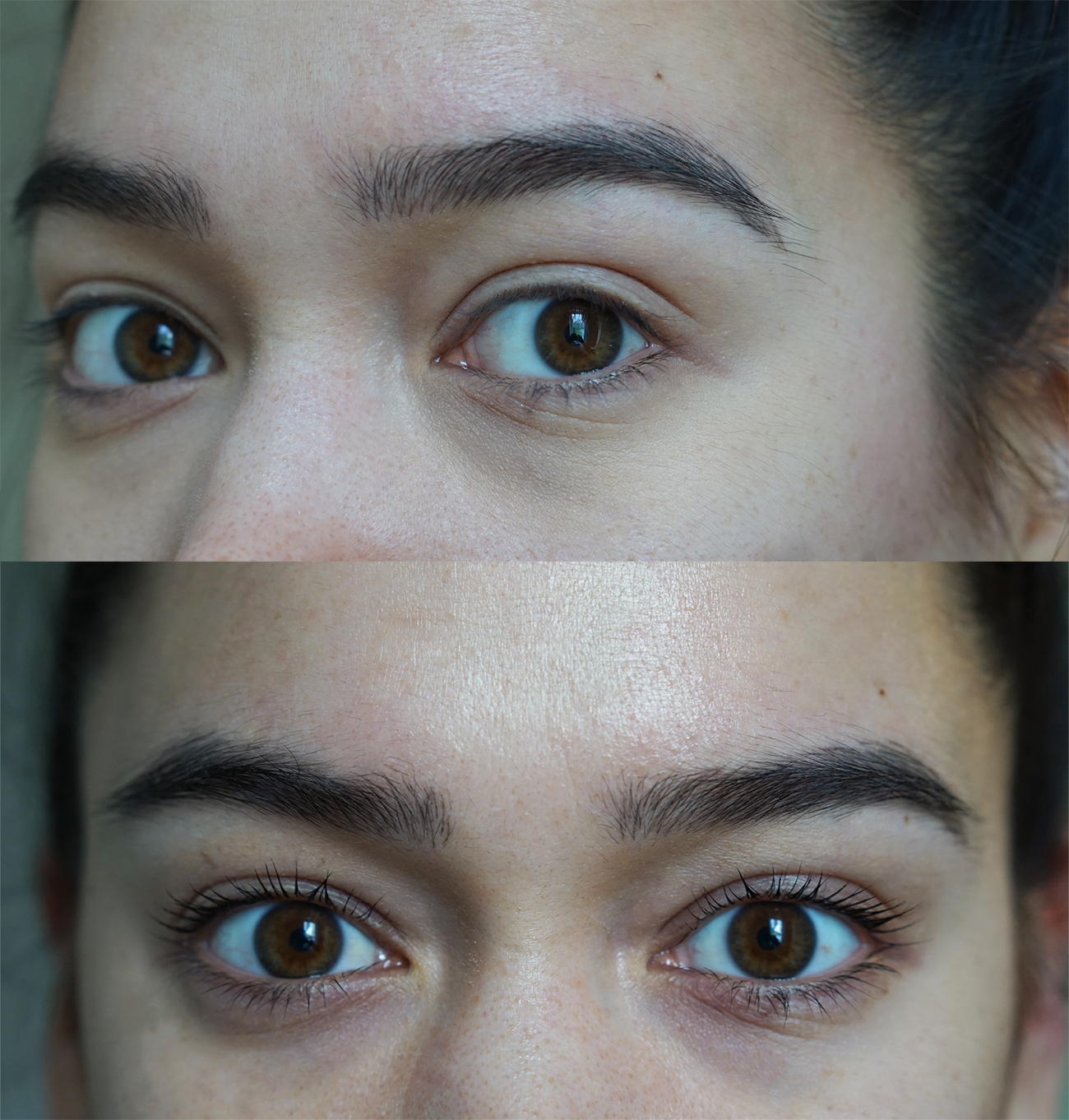 lvl lash lift review before and after