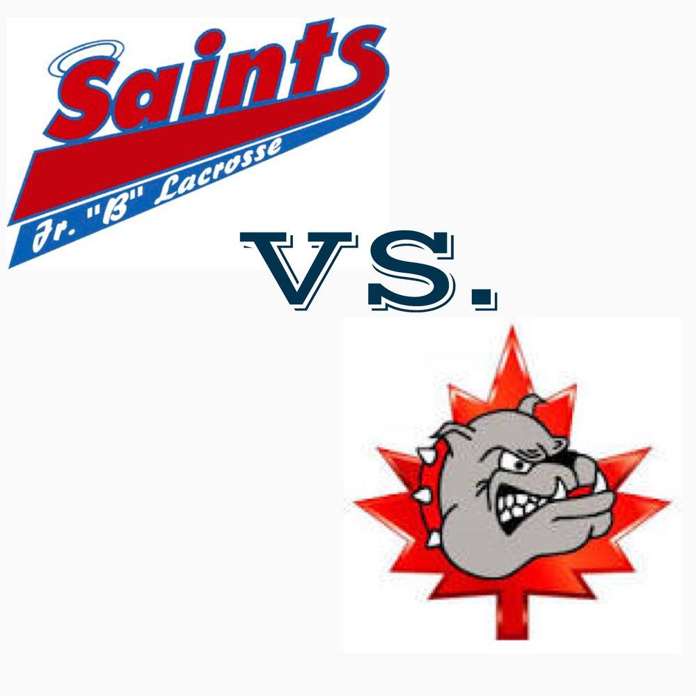 Saints VS Bulldogs Logos.JPG