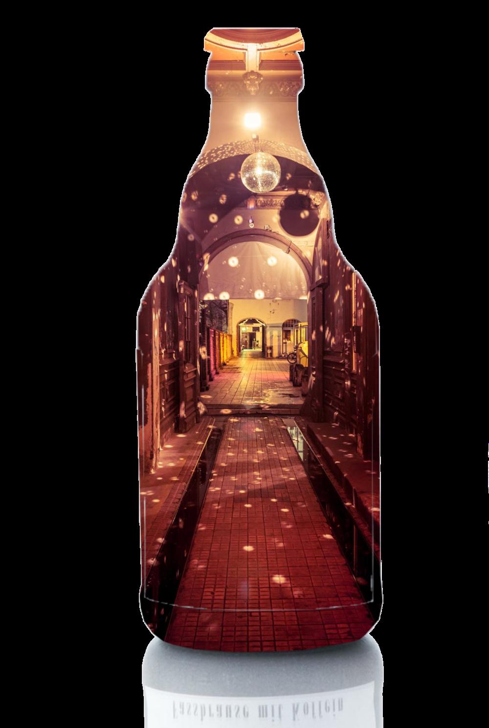 Ein urberliner Getränk. - Zuhause in den Restaurants, Bars und Clubs der Stadt.