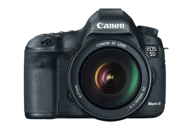 Canon 5D Mark III -