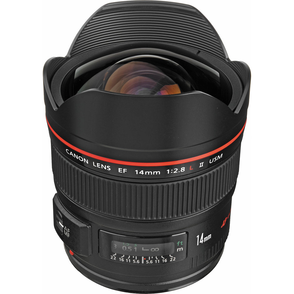 Canon EF 14mm f/2.8L II USM -