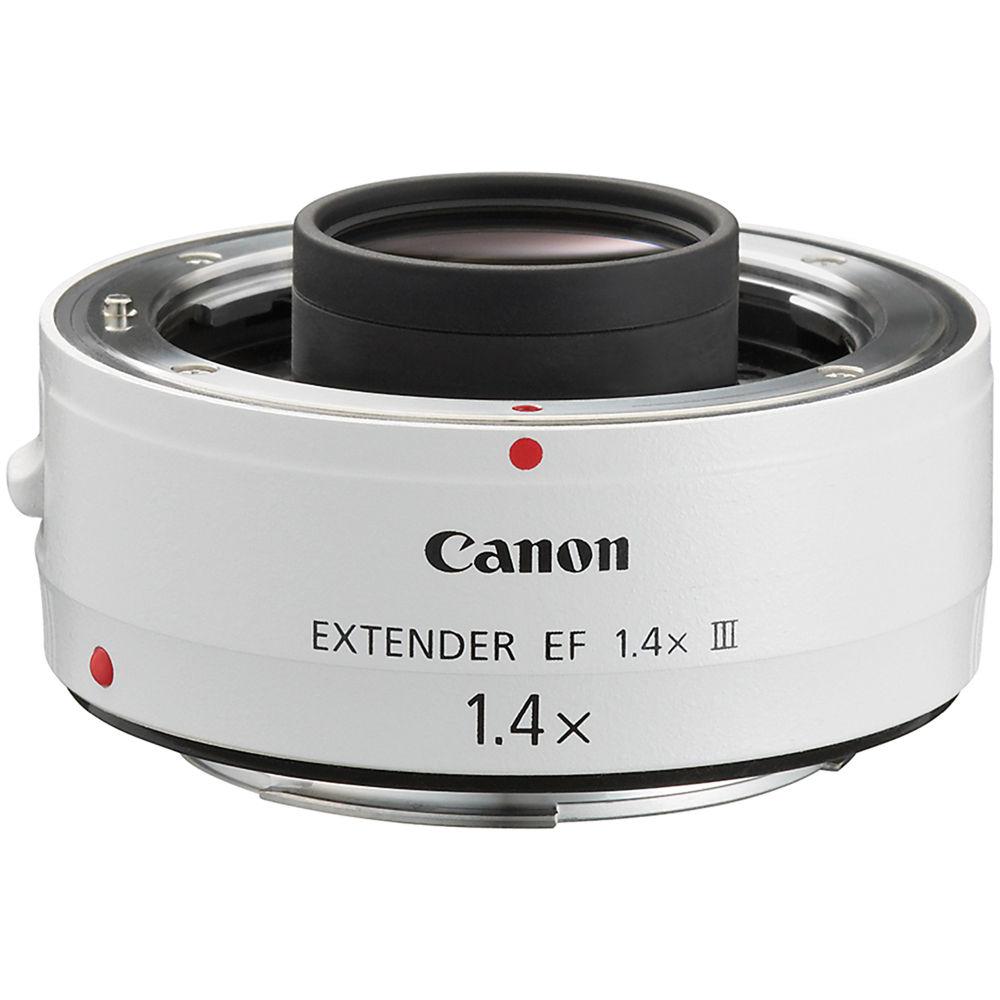 Canon EF 1.4 X III Telephoto Extender -