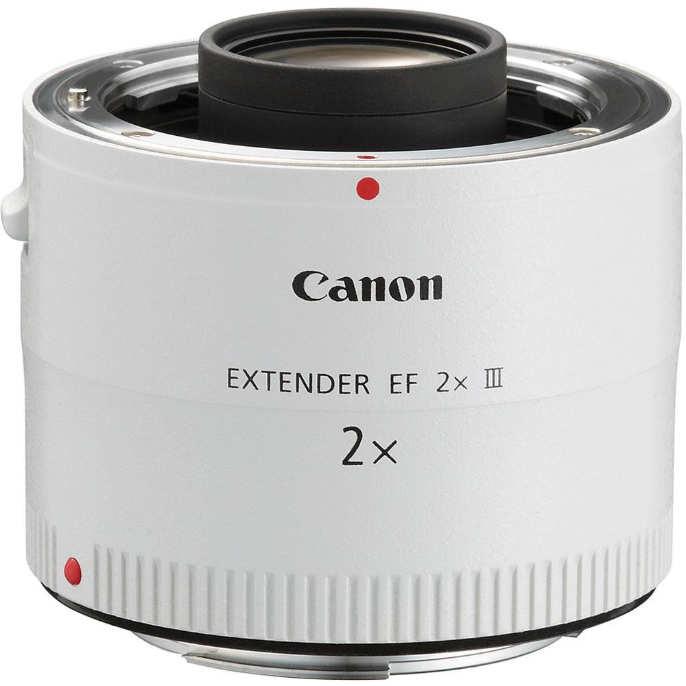 Canon EF 2.0X III Telephoto Extender -
